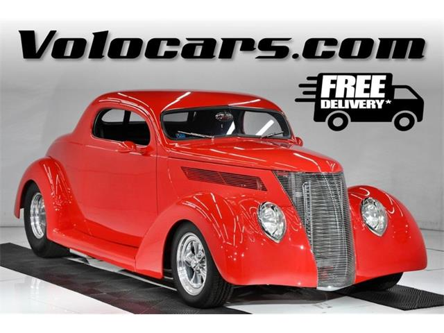 1937 Ford Custom (CC-1429435) for sale in Volo, Illinois