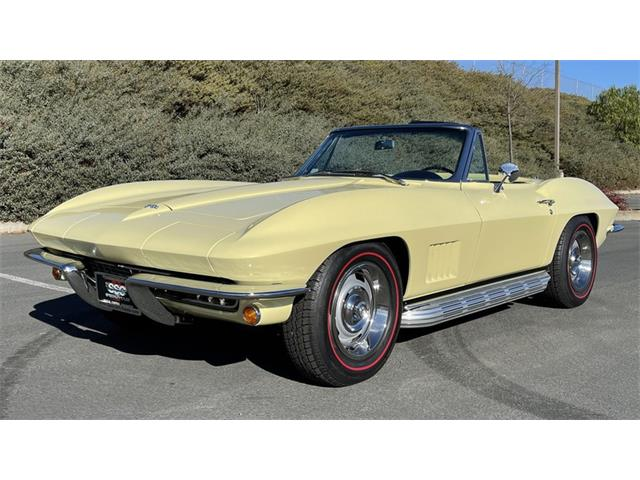 1967 Chevrolet Corvette (CC-1429439) for sale in Fairfield, California