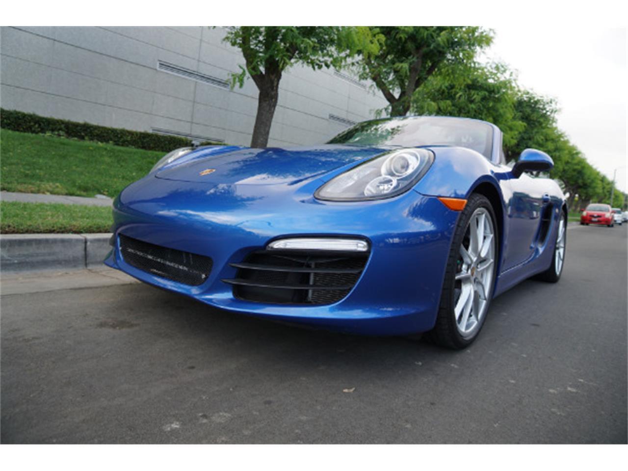 2015 Porsche Boxster (CC-1420944) for sale in Torrance, California