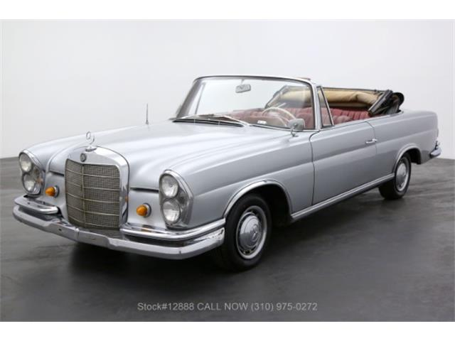 1962 Mercedes-Benz 220SE (CC-1429441) for sale in Beverly Hills, California