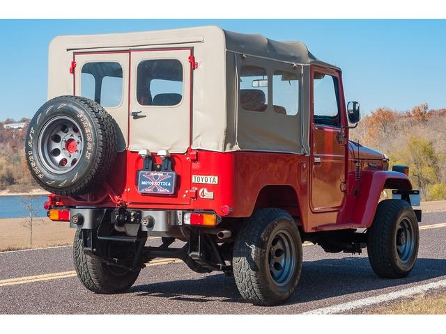 1978 Toyota Land Cruiser FJ (CC-1429446) for sale in St. Louis, Missouri