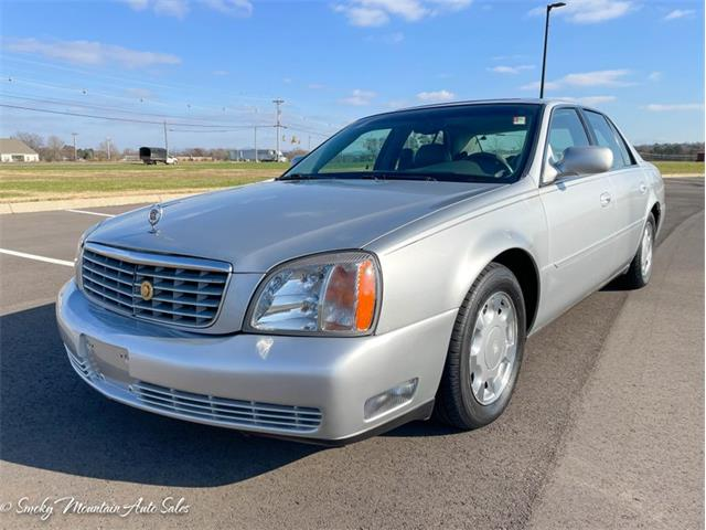 2000 Cadillac DeVille (CC-1429449) for sale in Lenoir City, Tennessee