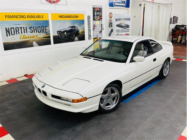 1993 BMW 8 Series (CC-1429456) for sale in Mundelein, Illinois