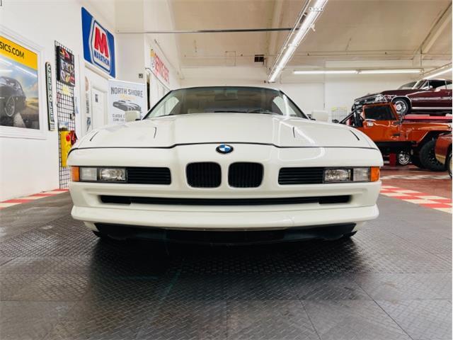 1993 BMW 8 Series (CC-1429456) for sale in Mundelein, Illinois