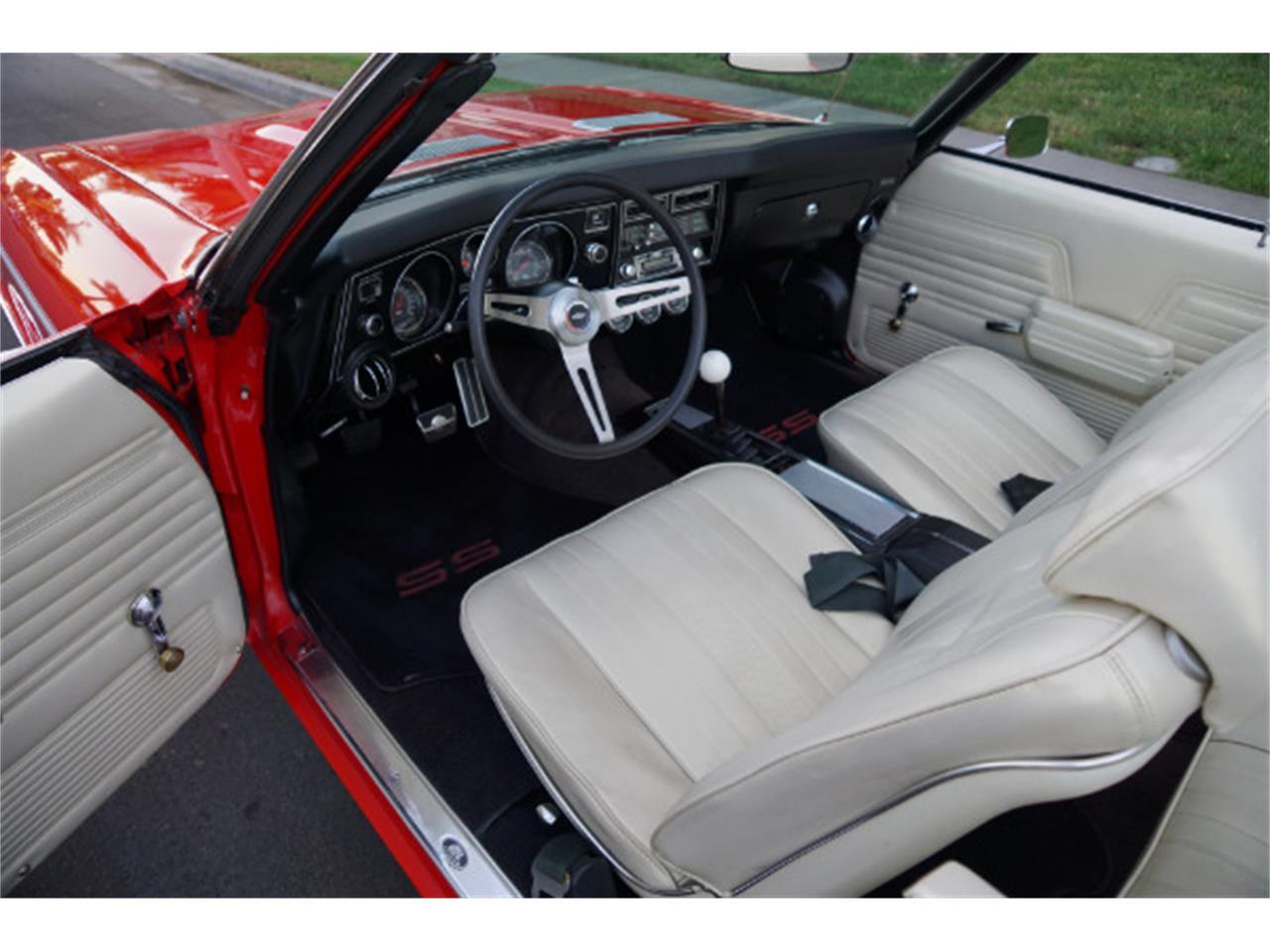 1969 Chevrolet Chevelle (CC-1420946) for sale in Torrance, California