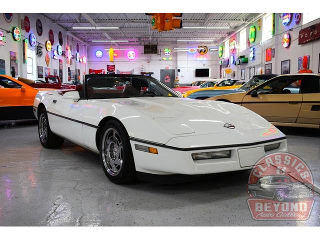 1990 Chevrolet Corvette (CC-1429468) for sale in Wayne, Michigan