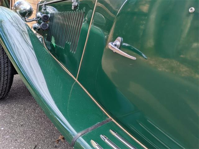 1953 MG TD (CC-1429474) for sale in Stanley, Wisconsin