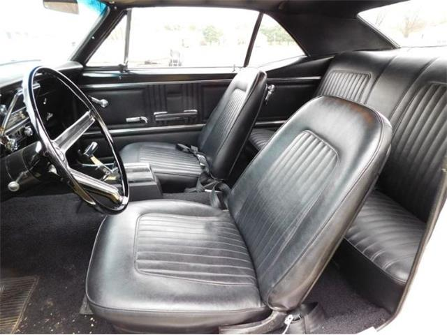 1967 Chevrolet Camaro (CC-1429477) for sale in Cadillac, Michigan