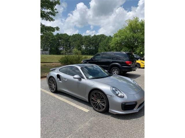 2018 Porsche 911 Turbo (CC-1429478) for sale in Cadillac, Michigan