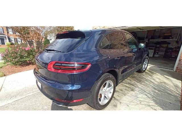 2018 Porsche Macan (CC-1429480) for sale in Cadillac, Michigan