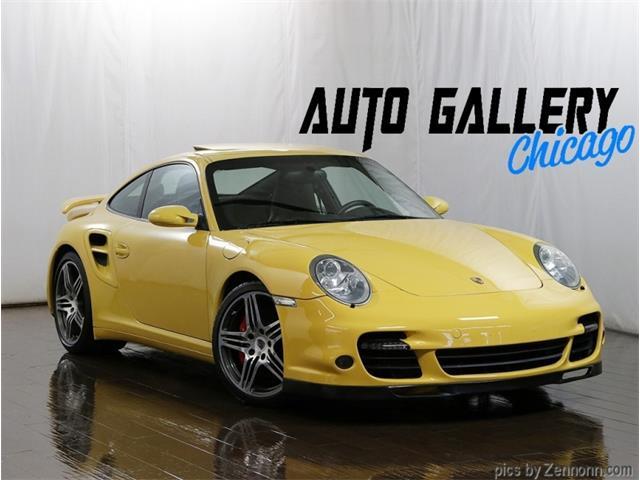 2007 Porsche 911 (CC-1429484) for sale in Addison, Illinois