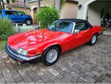 1990 Jaguar XJS (CC-1429487) for sale in Cadillac, Michigan