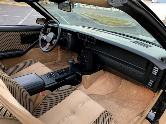 1984 Chevrolet Camaro (CC-1429488) for sale in Clearwater, Florida