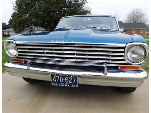 1963 Chevrolet Chevy II (CC-1429489) for sale in Cadillac, Michigan