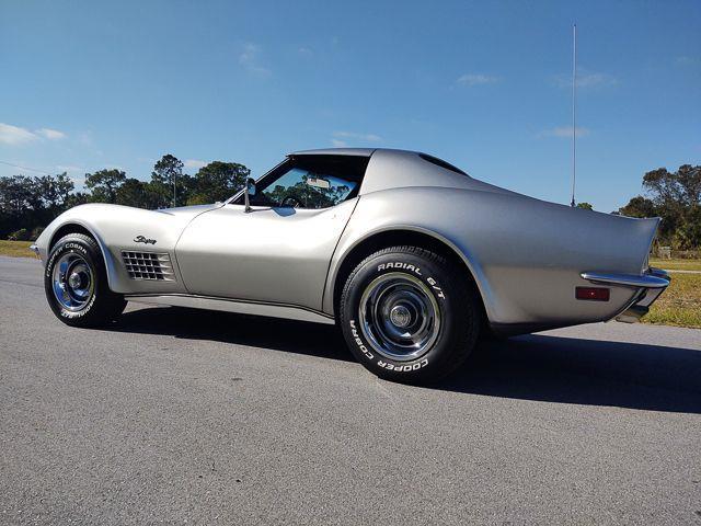 1971 Chevrolet Corvette (CC-1429490) for sale in Cadillac, Michigan