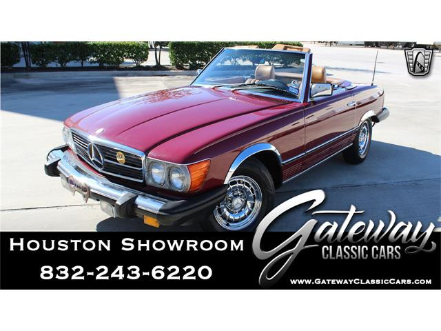 1985 Mercedes-Benz 380SL (CC-1429491) for sale in O'Fallon, Illinois