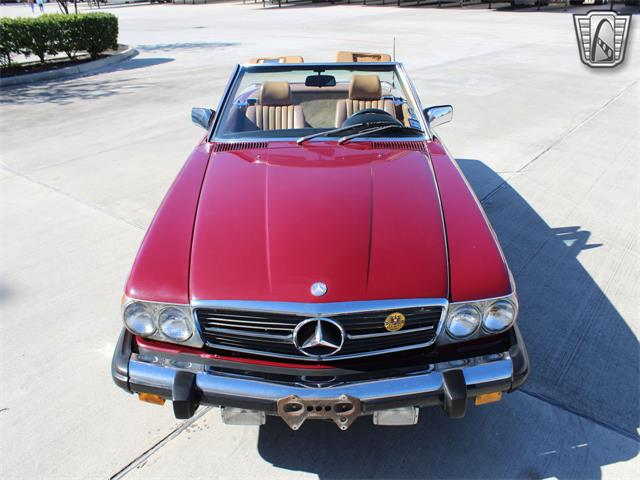 1985 Mercedes-Benz 380SL (CC-1429491) for sale in O'Fallon, Illinois