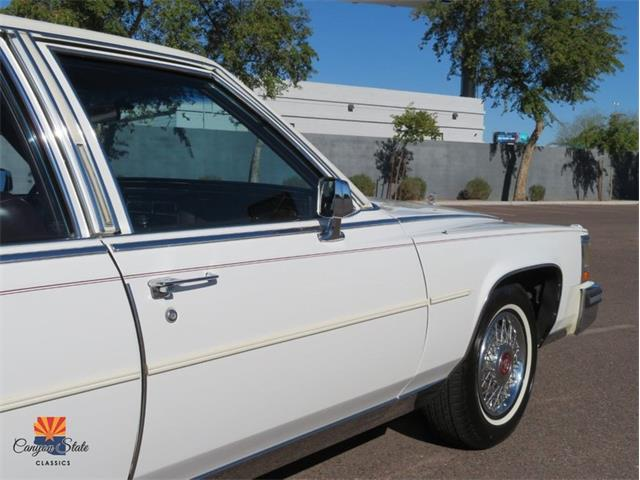 1989 Cadillac Brougham (CC-1429497) for sale in Tempe, Arizona