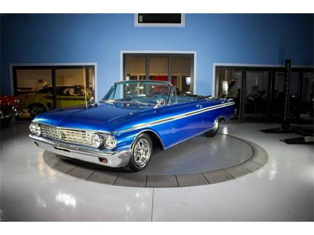 1962 Ford Sunliner (CC-1429503) for sale in Cadillac, Michigan