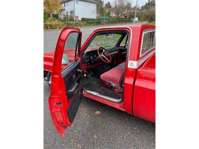 1975 Chevrolet C10 (CC-1429508) for sale in Cadillac, Michigan