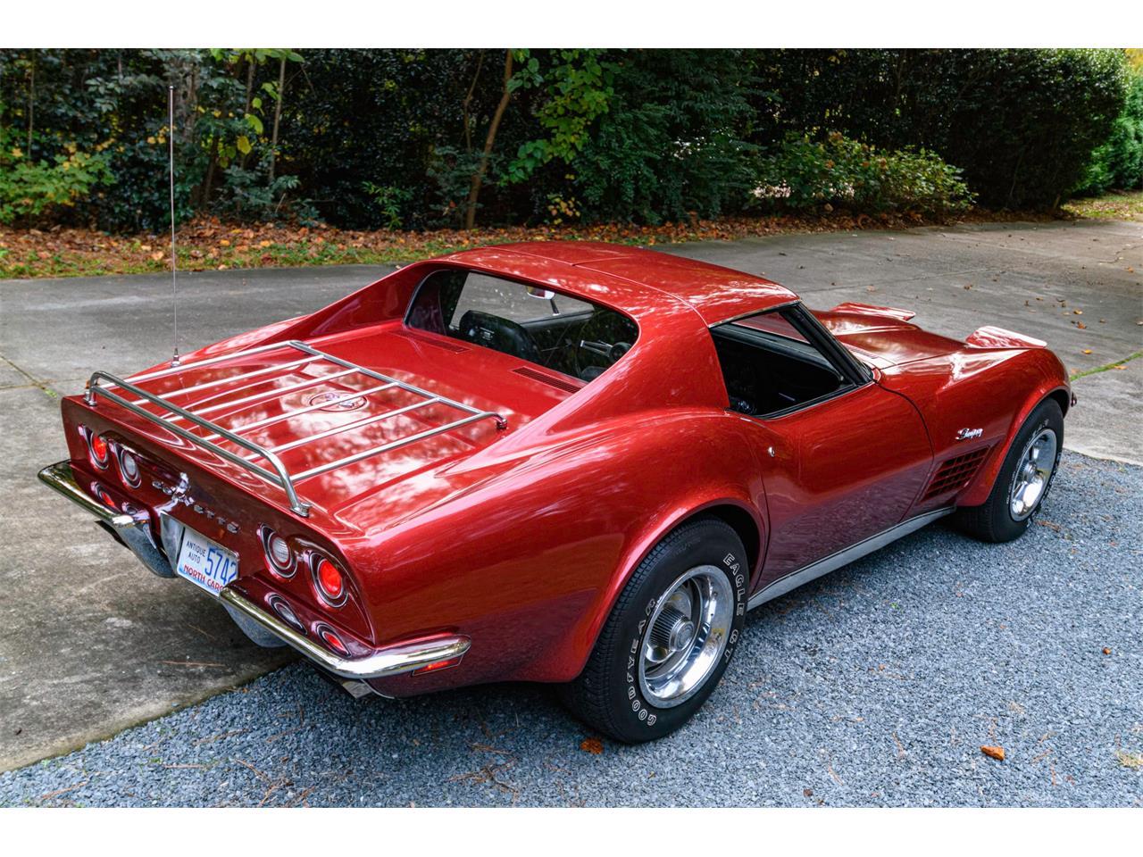 1971 Chevrolet Corvette (CC-1420951) for sale in Raleigh, North Carolina