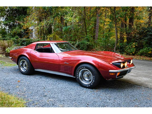 1971 Chevrolet Corvette (CC-1420951) for sale in Raleigh, North Carolina