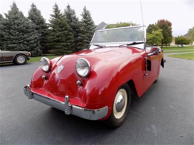 1952 Crosley Super Sports (CC-1429510) for sale in Cadillac, Michigan