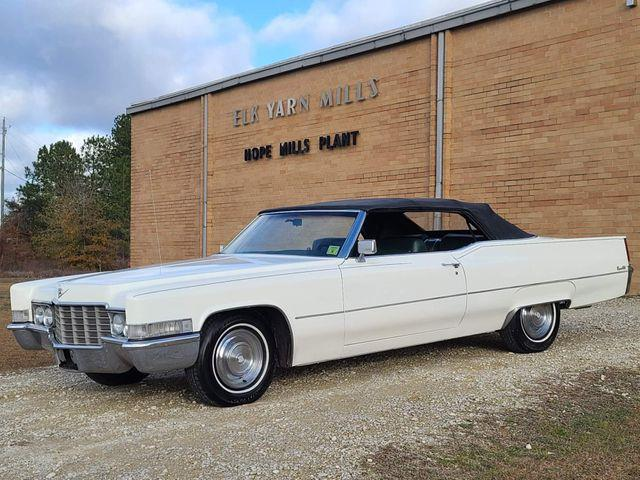1969 Cadillac Coupe DeVille (CC-1429512) for sale in Hope Mills, North Carolina