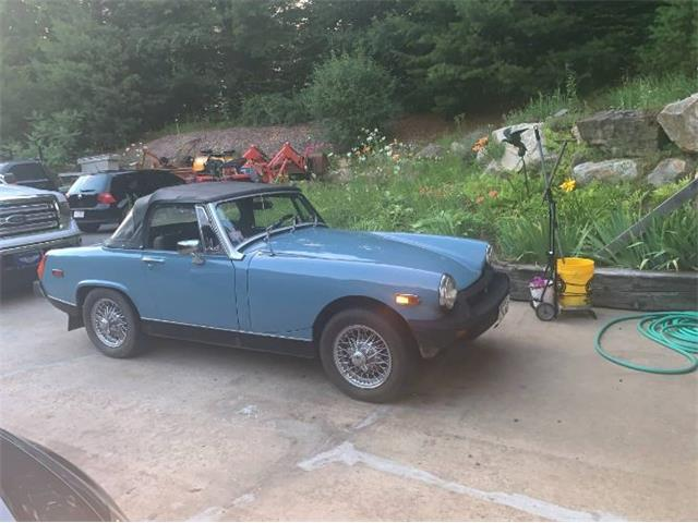 1976 MG Midget (CC-1429514) for sale in Cadillac, Michigan