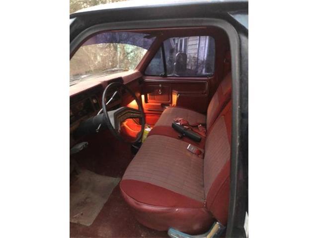 1986 Ford F250 (CC-1429516) for sale in Cadillac, Michigan