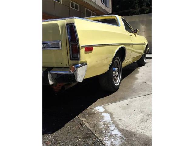 1976 Ford Ranchero (CC-1429517) for sale in Cadillac, Michigan