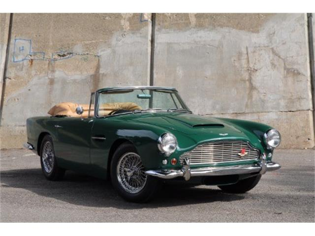1962 Aston Martin DB4 (CC-1429524) for sale in Astoria, New York