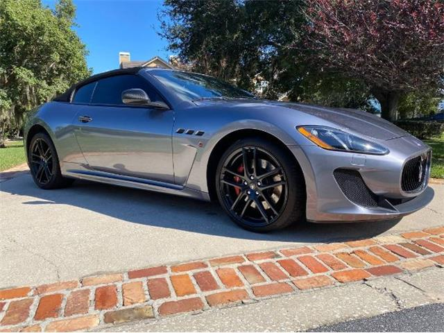 2014 Maserati GranTurismo (CC-1429525) for sale in Cadillac, Michigan