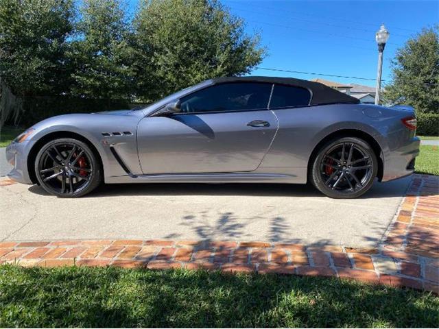 2014 Maserati GranTurismo (CC-1429525) for sale in Cadillac, Michigan