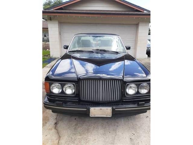 1994 Bentley Brooklands (CC-1429527) for sale in Cadillac, Michigan