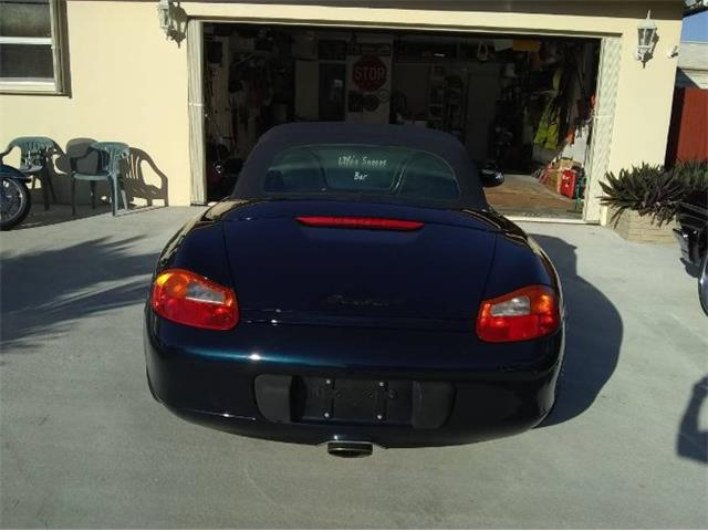 1998 Porsche Boxster (CC-1429528) for sale in Cadillac, Michigan