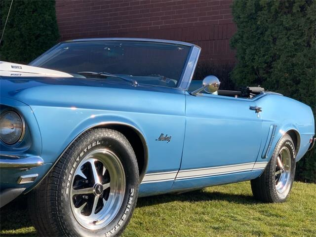 1969 Ford Mustang (CC-1429533) for sale in Geneva, Illinois