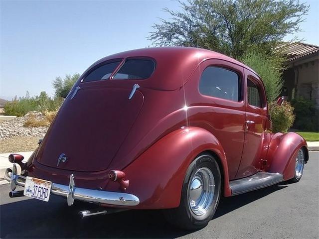 1937 Ford Sedan (CC-1429534) for sale in Cadillac, Michigan