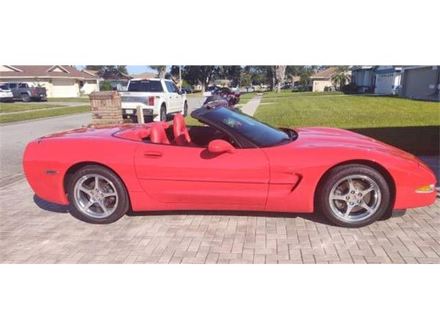 2000 Chevrolet Corvette (CC-1429538) for sale in Cadillac, Michigan
