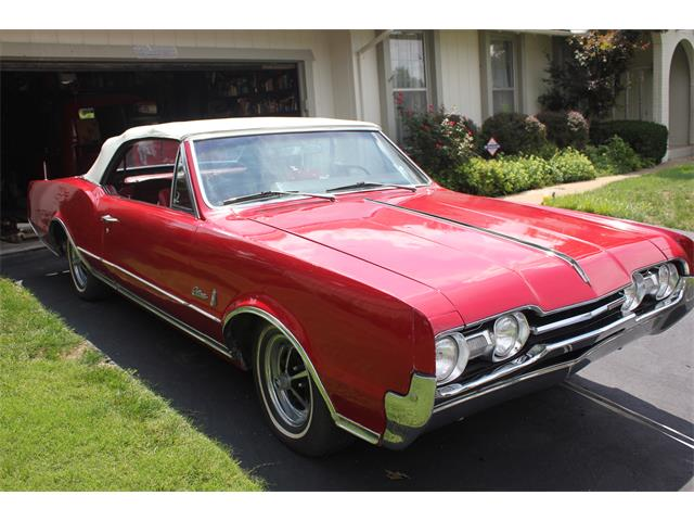 1967 Oldsmobile Cutlass Supreme (CC-1420954) for sale in Overland Park, Kansas