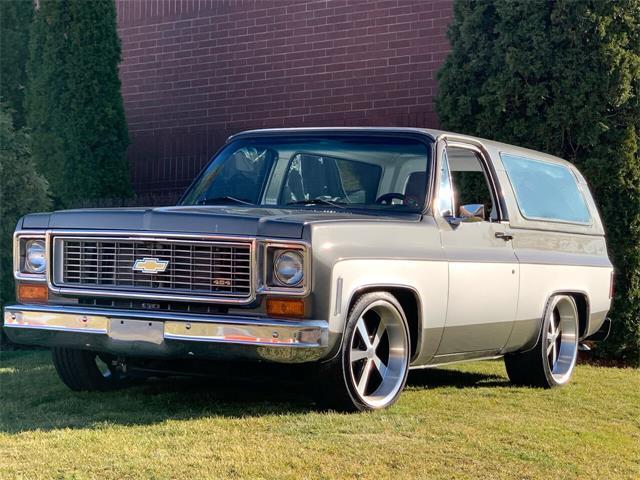 1974 Chevrolet Blazer (CC-1429541) for sale in Geneva, Illinois