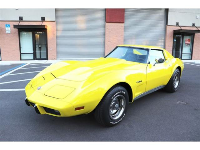 1976 Chevrolet Corvette (CC-1429543) for sale in Cadillac, Michigan