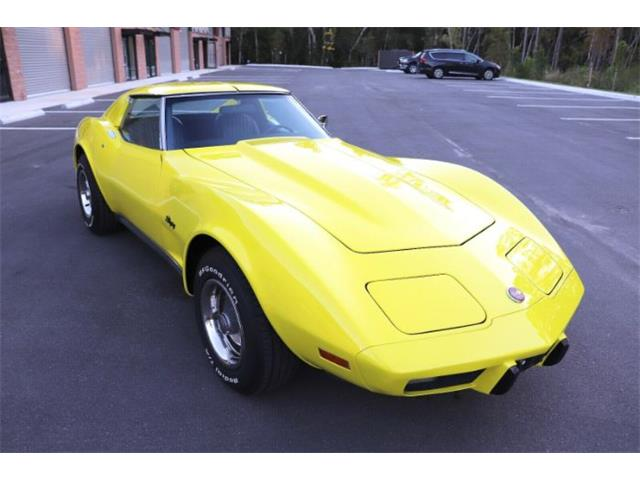 1976 Chevrolet Corvette (CC-1429543) for sale in Cadillac, Michigan