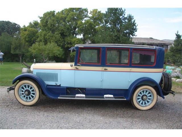 1925 Cadillac Sedan (CC-1429544) for sale in Cadillac, Michigan