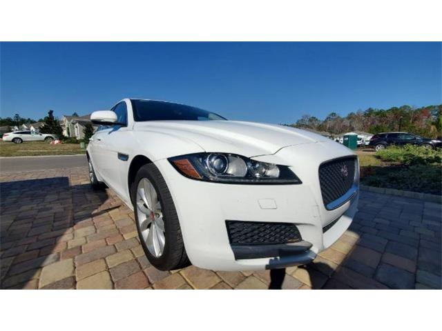2019 Jaguar XF (CC-1429546) for sale in Cadillac, Michigan