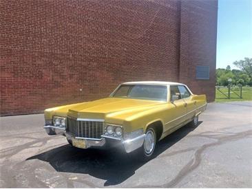 1970 Cadillac DeVille (CC-1429547) for sale in Cadillac, Michigan