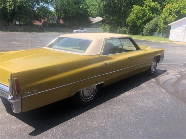 1970 Cadillac DeVille (CC-1429547) for sale in Cadillac, Michigan