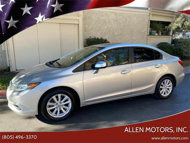 2012 Honda Civic (CC-1429548) for sale in Thousand Oaks, California
