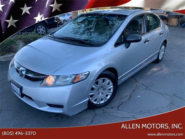 2011 Honda Civic (CC-1429549) for sale in Thousand Oaks, California