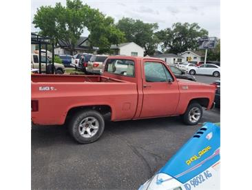 1979 Chevrolet Pickup (CC-1429552) for sale in Cadillac, Michigan
